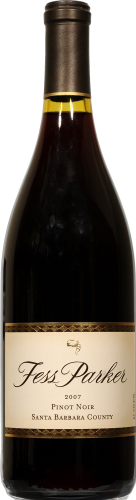 Fess Parker Pinot Noir Perspective: front