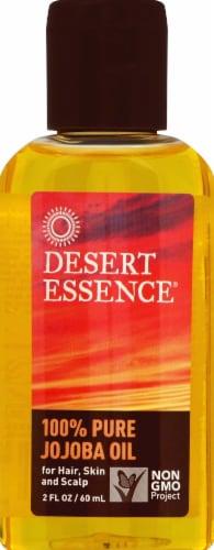 Desert Essence Jojoba Oil Perspective: front