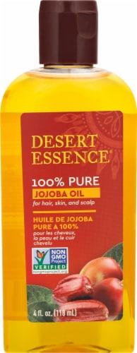 Desert Essence 100% Pure Jojoba Oil Perspective: front