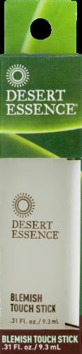 Desert Essence Organics Blemish Touch Stick Perspective: front
