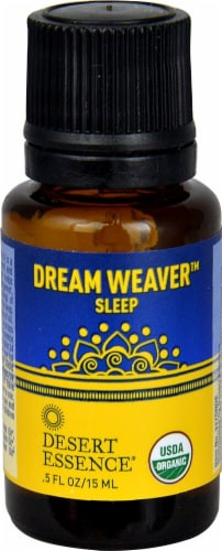Desert Essence  Dream Weaver™ Organic Essential Oil Perspective: front