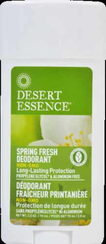 Desert Essence Spring Fresh Deodorant Perspective: front