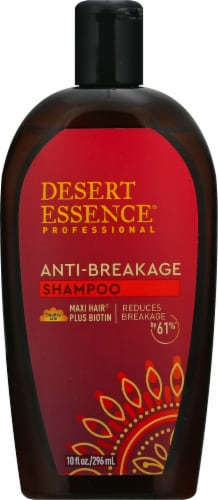 Desert Essence Professional Anti-Breakage Shampoo Perspective: front