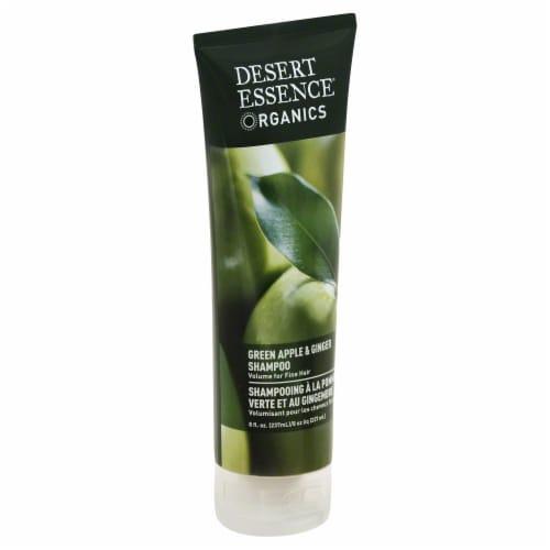 Desert Essence Green Apple & Ginger Conditioner Perspective: front