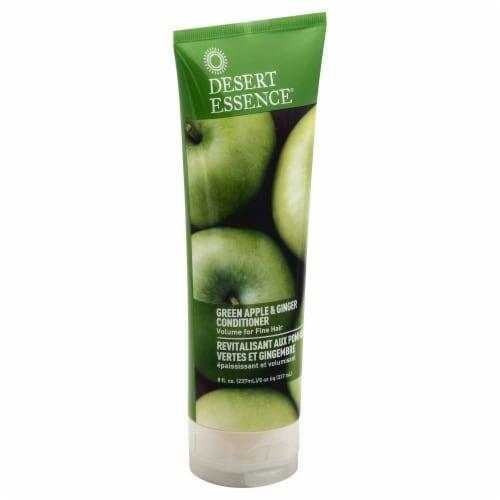 Desert Essence Organics Apple & Ginger Conditioner Perspective: front