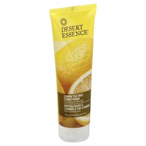 Desert Essence Lemon Tea Tree Conditioner Perspective: front