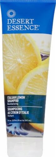 Desert Essence Lemon Shampoo Perspective: front
