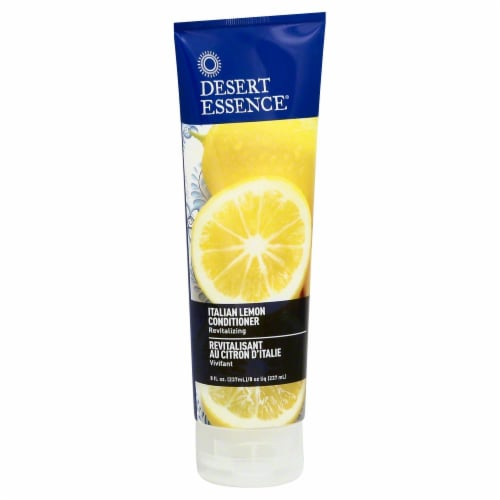Desert Essence  Revitalizing Italian Lemon Conditioner Perspective: front