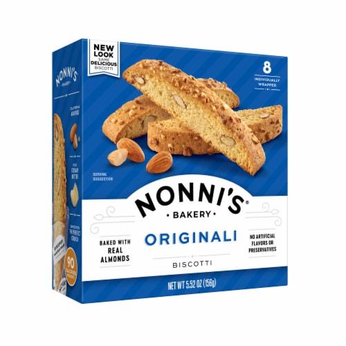 Nonni's Originali Biscotti 8 Count Perspective: front