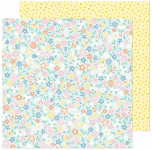"""Obed Marshall Buenos Dias Double-Sided Cardstock 12""""X12""""-Todos Juntos Perspective: front"""