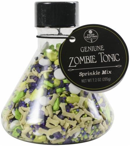 AC Food Crafting Sprinkle Beakers 8.5Oz.-Genuine Zombie Tonic Perspective: front