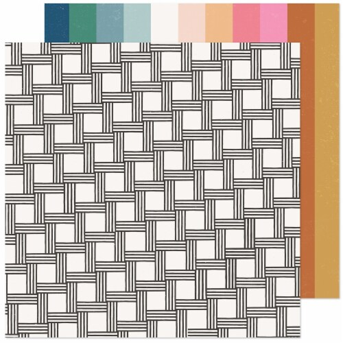 """Maggie Holmes Marigold Double-Sided Cardstock 12""""X12""""-Dream Big Perspective: front"""