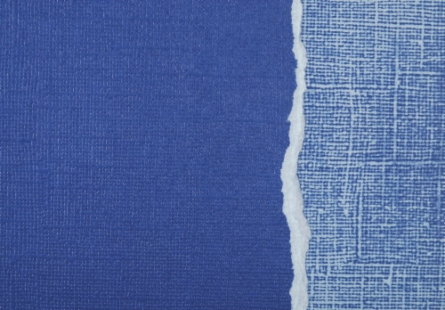 "Core'dinations Sandable Cardstock 12""X12""-Klondike Blue Perspective: front"