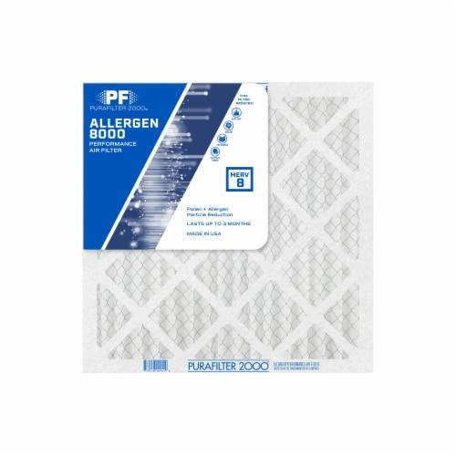PuraFilter 2000 Allergen Air Filter Perspective: front
