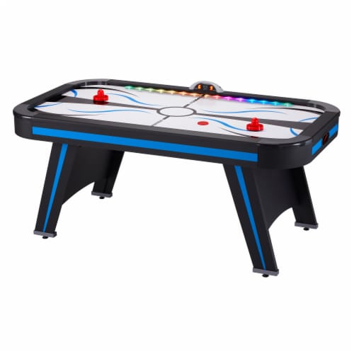 Fat Cat Supernova LED Air-Powered Hockey Table Perspective: front