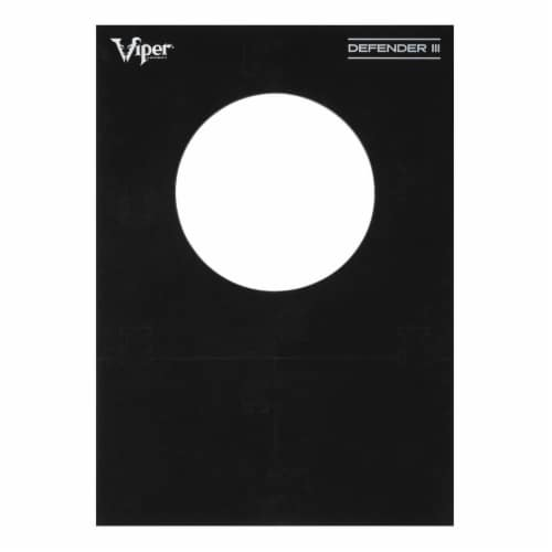 Viper Defender III Steel Tip Dart Wall Protector Backboard Backing Surround Perspective: front