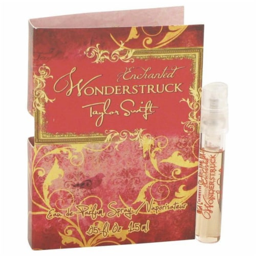 Wonderstruck Enchanted by Taylor Swift Vial (sample) .05 oz Perspective: front
