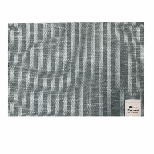Arlee Home Fashions Table Trends Placemat - Sarah Stripe Perspective: front