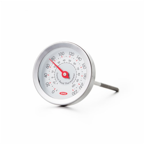 OXO Good Grips Analog Instant Read Thermometer Perspective: front