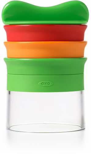 OXO Good Grips 3-Blade Handheld Spiralizer Perspective: front