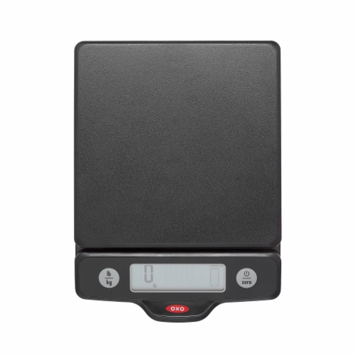 OXO Soft Works Food Scale - Black Perspective: front