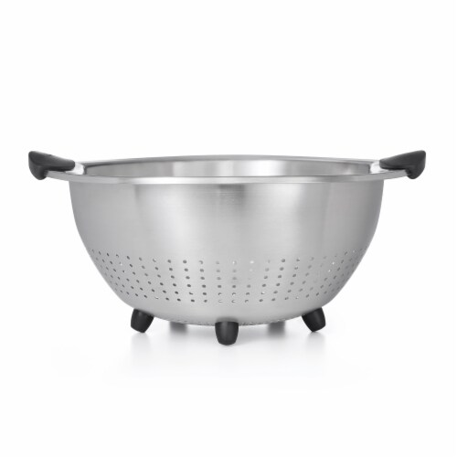 OXO Soft Works Stainless Steel Colander Perspective: front