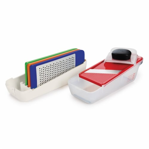 OXO Soft Works Complete Grate and Slice Set Perspective: front