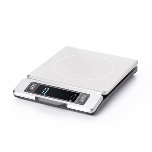 OXO Stainless Steel Scale Perspective: front