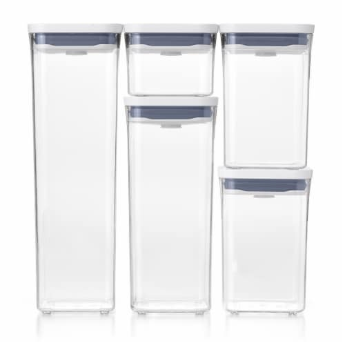 OXO Good Grips® Pop 2.0 Container Set Perspective: front