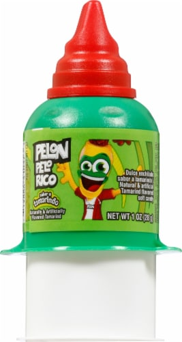 Pelon Pelo Rico Tamarind Chili Candy Perspective: front
