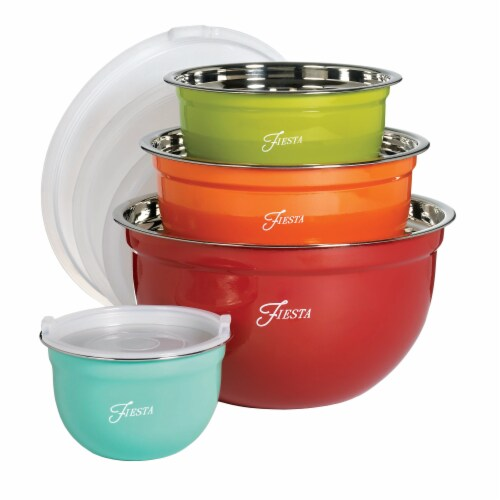 Fiesta Mixing Bowl Set Perspective: front