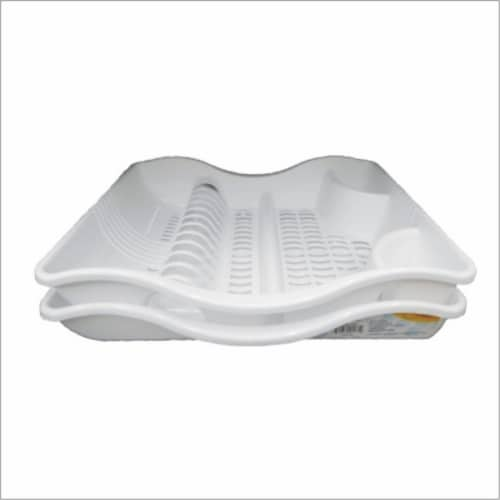Star Dist 1181 Diamond Dish Rack with Tray 2 Tires Deluxe Perspective: front