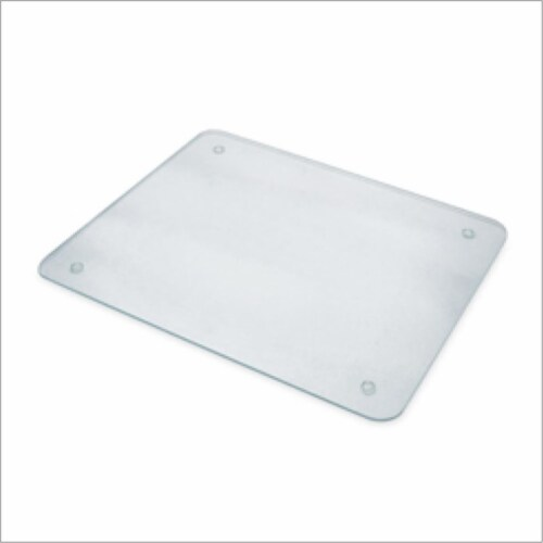 Star Dist 5159 Glass Cutting Board Perspective: front