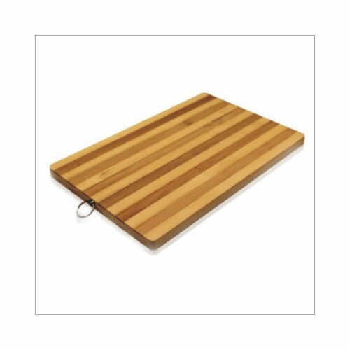 Star Dist 5167 11.02 x 15 in. Wooden Cutting Board Perspective: front