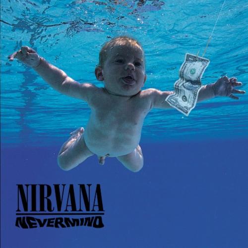 Nirvana: Nevermind (Vinyl) Perspective: front