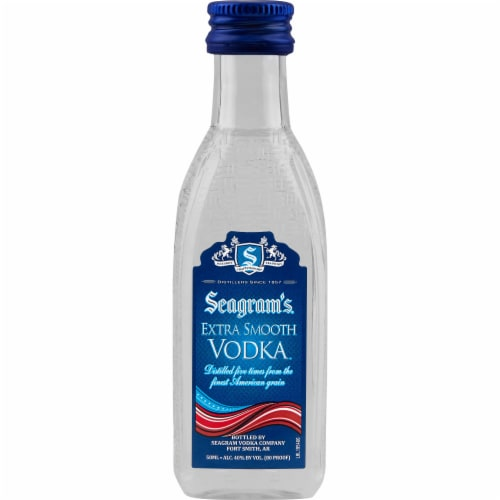 Seagram's® Extra Smooth Vodka Perspective: front