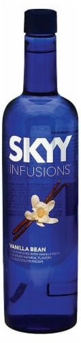 Skyy Infusions Vanilla Bean Perspective: front