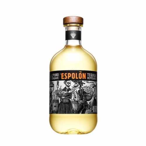 Espolon Tequila Reposado Perspective: front
