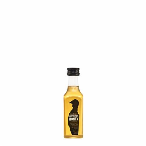 Wild Turkey American Honey Liqueur Perspective: front