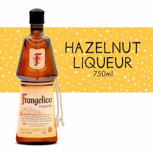 Frangelico Hazelnut Liqueur Perspective: front