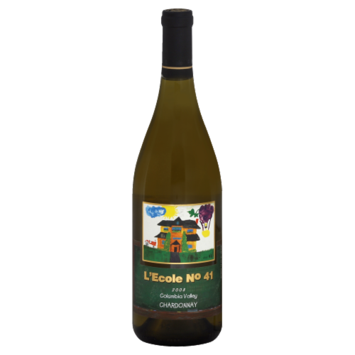 L'Ecole No 41 Chardonnay Perspective: front