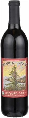 Pacific Redwood Cabernet Sauvignon Perspective: front