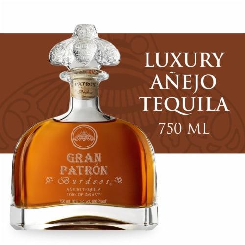 Gran Patron Burdeos Anejo Tequila Perspective: front