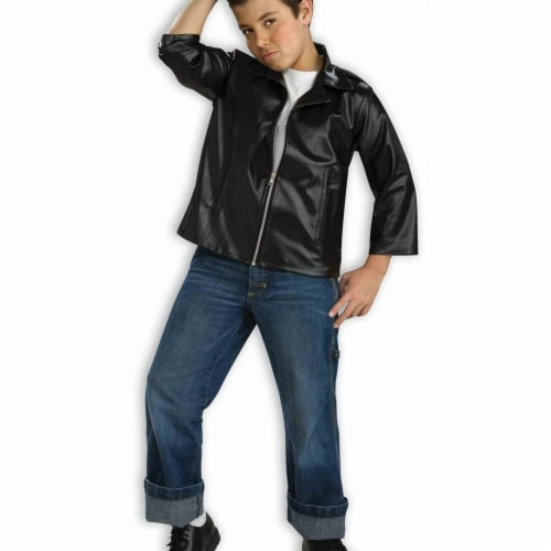 Forum Novelties Costumes 277124 Child Greaser Jacker, One Size Perspective: front