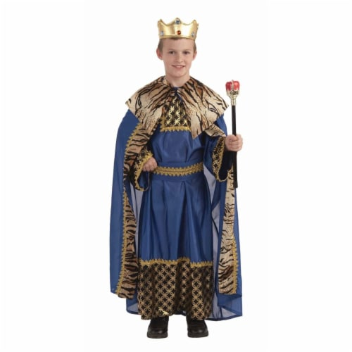 Forum Novelties Costumes 275104 Boys Deluxe King of the Kingdom Costume - Medium Perspective: front