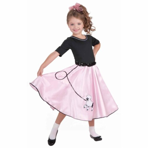 Forum Novelties Costumes 270737 Child Pretty Poodle Princess Costume - Small Perspective: front
