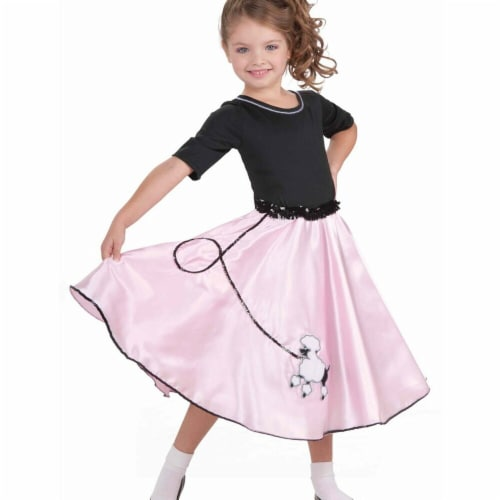Forum Novelties Costumes 270736 Child Pretty Poodle Princess Costume - Medium Perspective: front