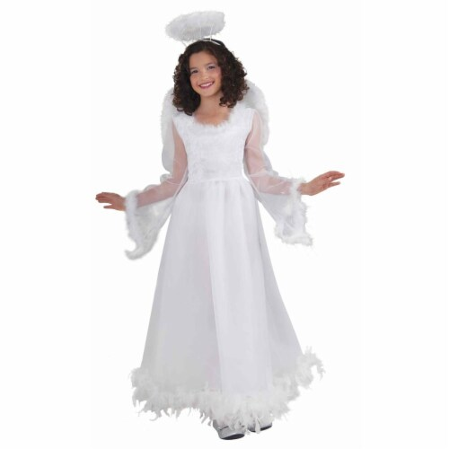 Forum Novelties Costumes 273659 Fluttery Angel Child Costume - Small Perspective: front