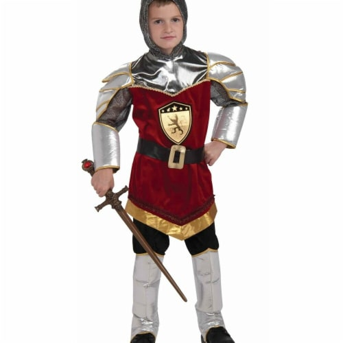 Forum Novelties Costumes 273660 Dragon Slayer Child Costume - Medium Perspective: front
