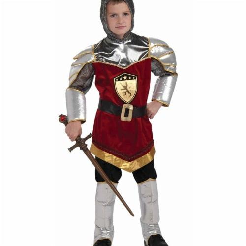 Forum Novelties Costumes 273660 Dragon Slayer Child Costume - Medium Perspective: front